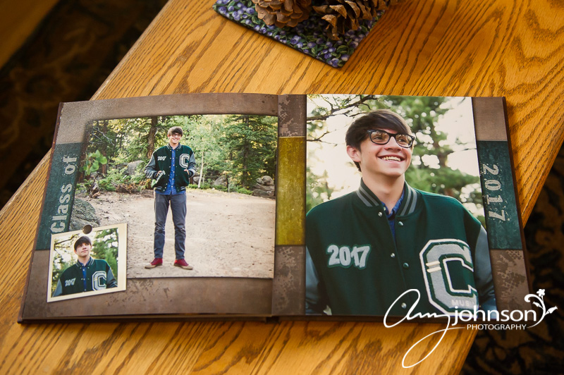 Conifer senior album